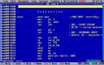 Ассемблер с нуля. Часть 3. Ассемблер для DOS.