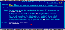 MS-DOS и TASM 2.0. Часть 10. Команды ассемблера.
